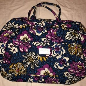 Vera Bradley travel bag!